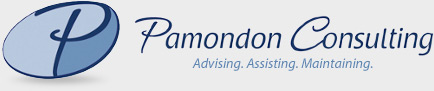 Pamondon Consulting Logo