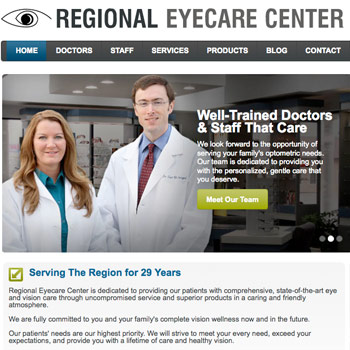 Regional Eyecare Center