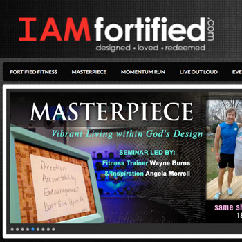 IAmFortified.com